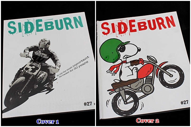 『Sideburn Magazine』